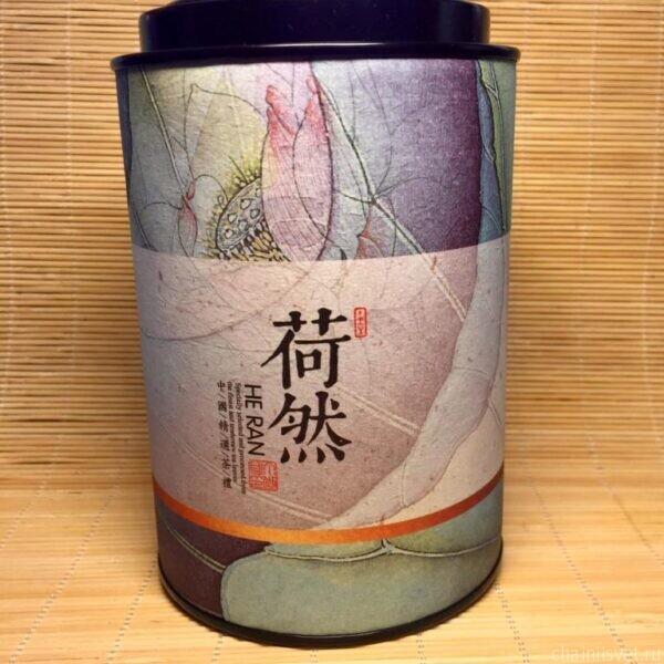 Чайный Свет; Цветок лотоса; баночка для чая в подарок; упаковка для чая в подарок; купить чай в Москве;