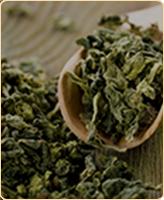 Зелёные чаи