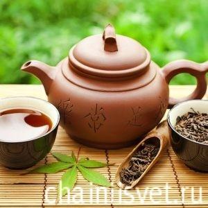 Заварочные чайники и пиалы