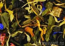 Китайский чай с различными ароматами