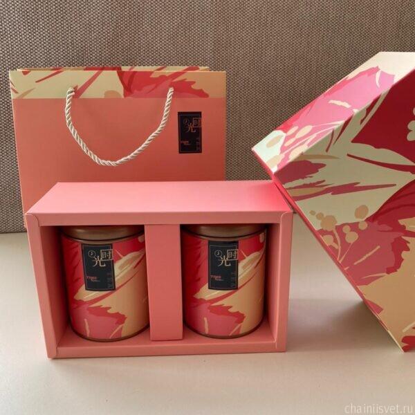 Чайный Свет; Ароматы цветов; чай в подарок; подарочный набор чая; купить чай в Москве;